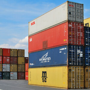 Buy specialty shipping containers.
